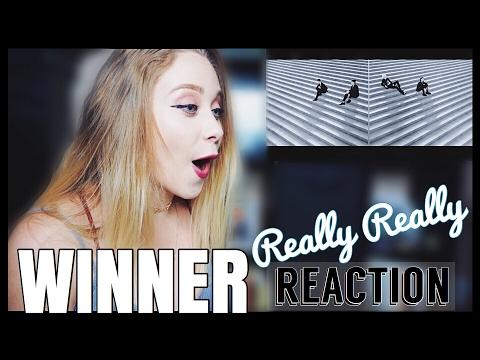 Winner - Really Really MV Reaction