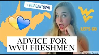 MORE WVU ADVICE | How to make friends, Study tips, What to wear, & more