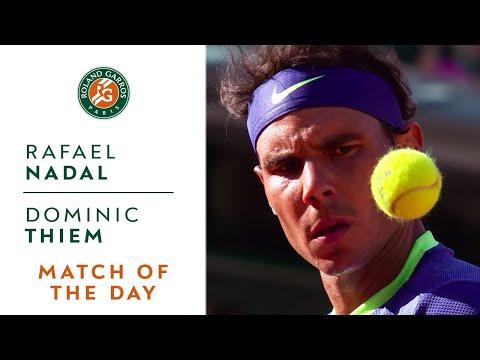 Rafael Nadal vs Dominic Thiem