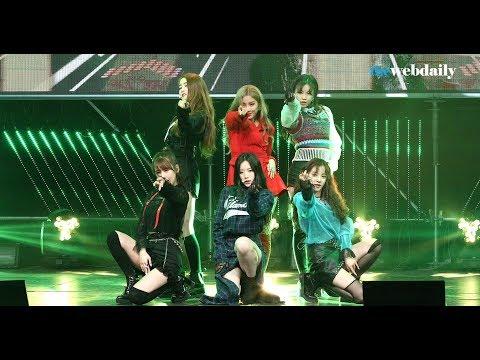 [WD영상][4K] (여자)아이들  MAZE - 데뷔 쇼케이스 라이브 무대
