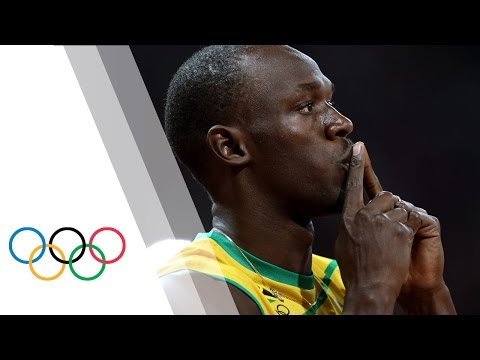 Usain Bolt Wins Olympic 100m Gold | London 2012 Olympic Games