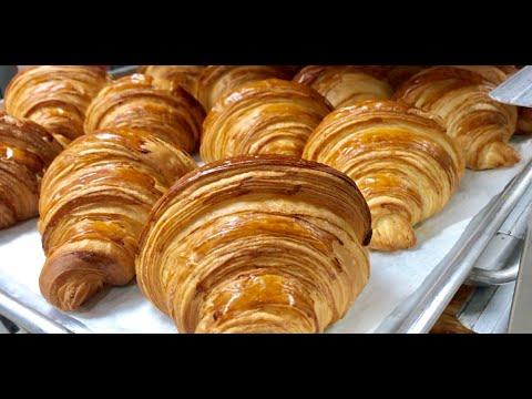 Croissant - Taste of Paris - Bruno Albouze - THE REAL DEAL