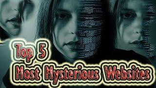 [ রহস্যময় ]5 Most Mysterious Websites - top 10 most mysterious websites of all time