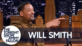 """Will Smith Sings His Version of Live-Action Aladdin's """"Friend Like Me"""""""