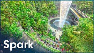 Stuck In An Airport During The Holidays | The World's Best Airport: Changi | Spark