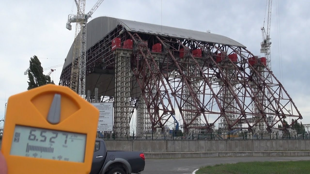 "chernobyl 2013: New Safe Confinement (NSC) ""Арка ..."
