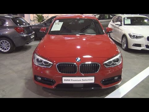BMW 116d (2015) Exterior and Interior in 3D