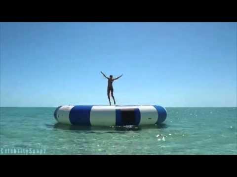 Taylor Swift & Calvin Harris   Romantic Vacation   Full Snapchat Videos