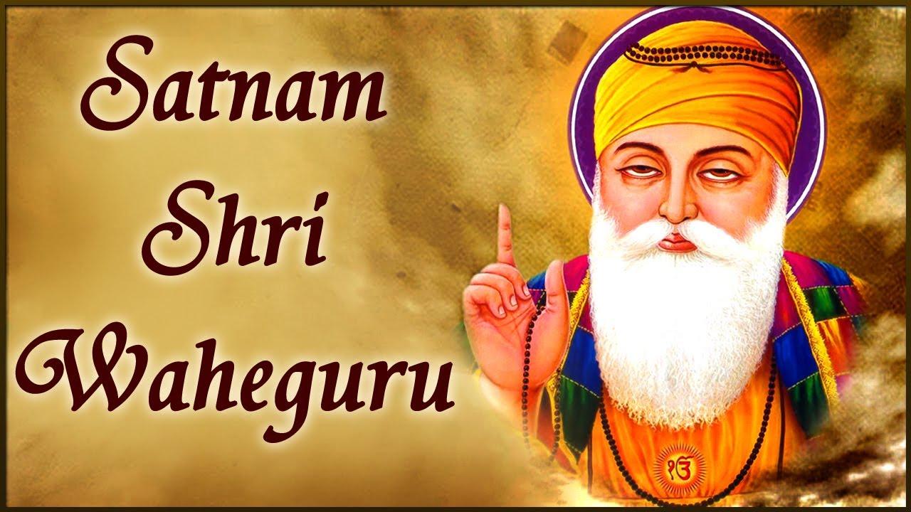 Gurbani - Satnam Shri Waheguru - Punjabi Devotional ...