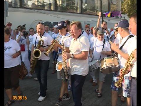 В Сочи открылся 7 международный фестиваль «Акваджаз»