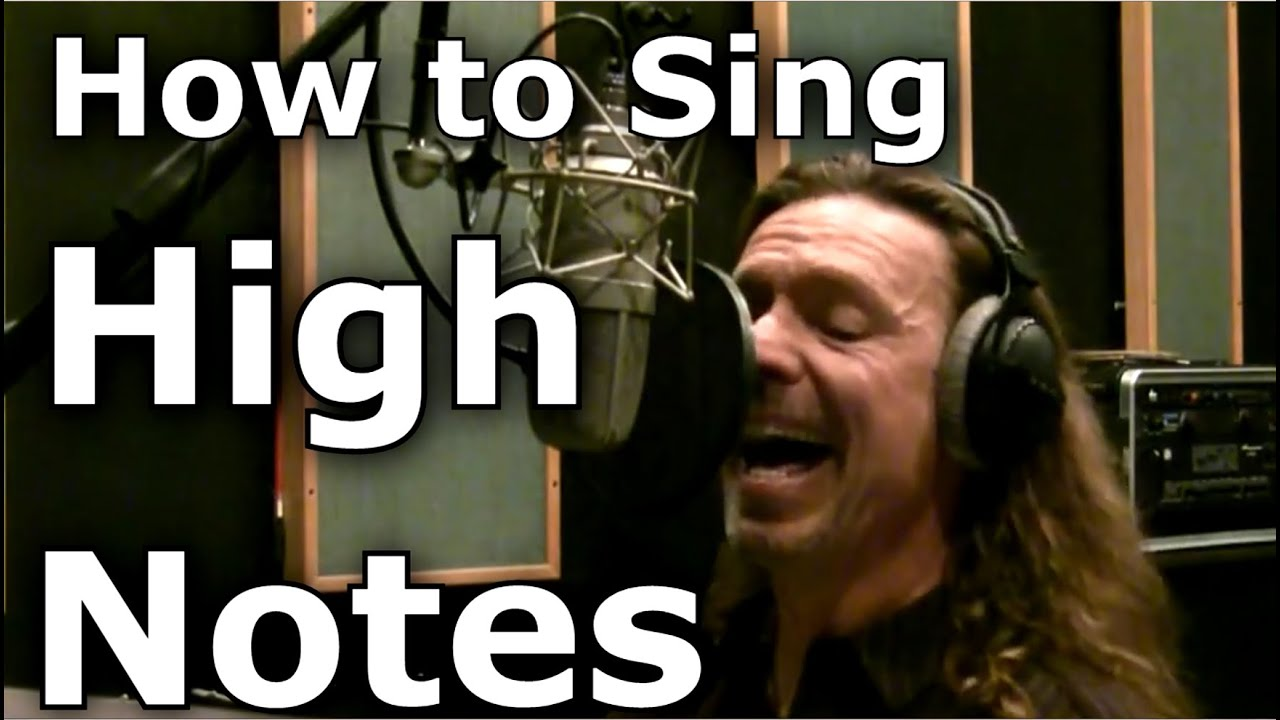 how to sing high notes ken tamplin vocal academy youtube. Black Bedroom Furniture Sets. Home Design Ideas
