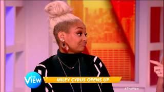 Raven-Symoné to Miley Cyrus:
