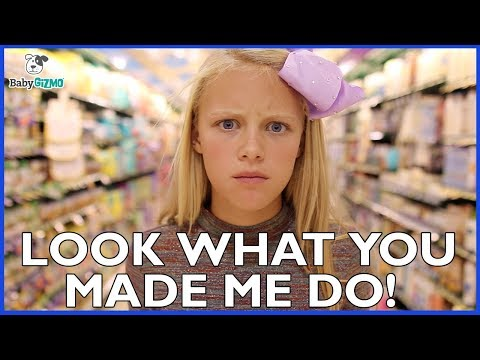 Taylor Swift LOOK WHAT YOU MADE ME DO PARODY - Dad & Daughter Music Video