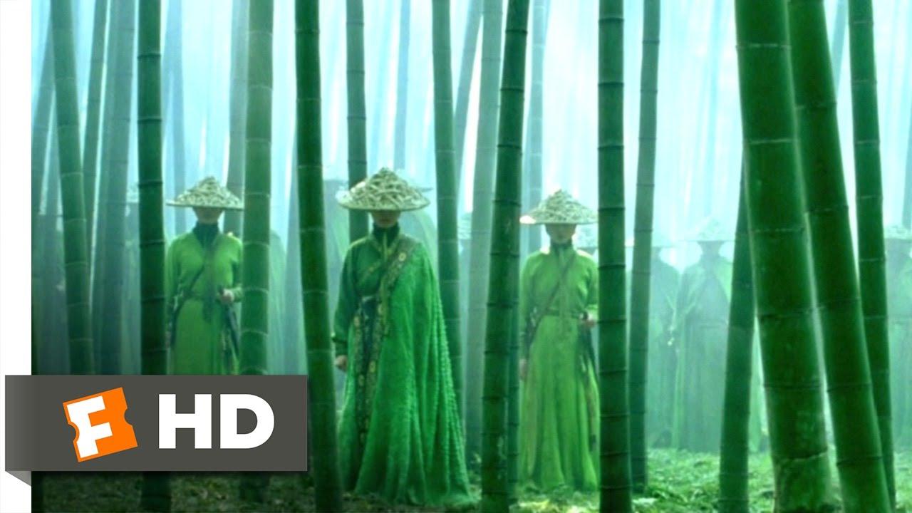 Ziyi zhang in house of flying daggers - 5 8