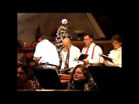 Sacred Heart Christmas Eve Mass 12-24-08