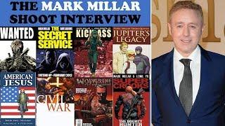 The Mark Millar Shoot Interview!