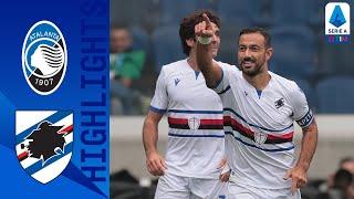 Atalanta 1-3 Sampdoria | Sampdoria Takes Home 3 Points Against Atalanta | Serie A TIM