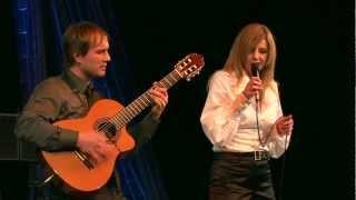 Voice & Guitar Myrtill Micheller&Tibor Pinter - One Note Samba