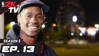 Travis Scott Takes Over 2KTV! – NBA 2KTV S5. Ep.13