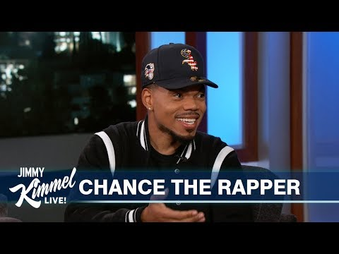 Chance the Rapper on New Baby & Friendship with Kanye West