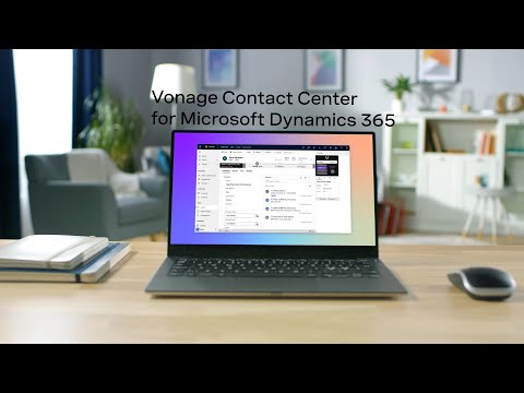 See how Vonage Contact Center for Microsoft Dynamics 365 empowers agents to increase productivity, access customer insights and deliver an enhanced customer experience.