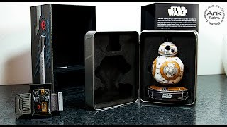 Sphero BB-8 Droid Force Band Special Edition - Stop Motion Review