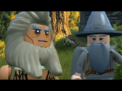 Lego The Hobbit - Shapeshifter - Part 12 - stampylonghead  - 2Oxqih2ZlWw -