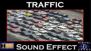 Sound Effects of Traffic | Traffic SFX | HI-RESOLUTION AUDIO