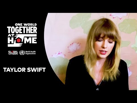 """Taylor Swift performs """"Soon You'll Get Better"""" 