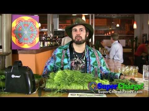 SuperCharge! Juice Bar & Urban Farm