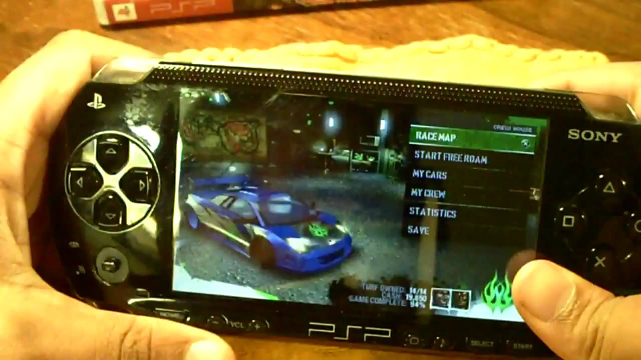 need for speed carbon cheat codes for psp