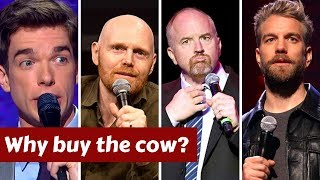 TOP 5 Most Perfectly timed BITS   Bill Burr   Eddie Murphy