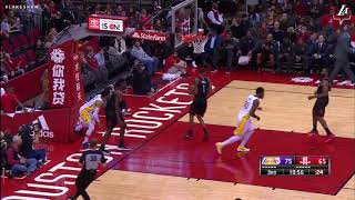 Highlights: Lakers vs Rockets (12/31/17)