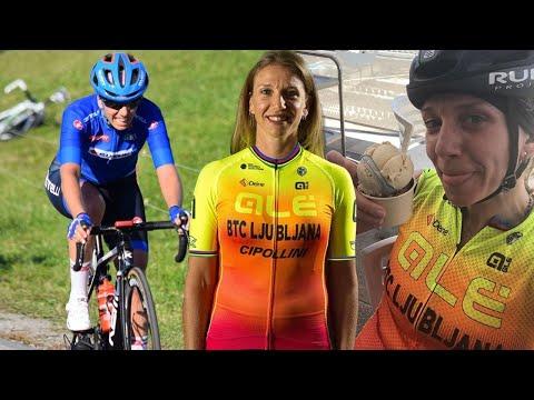 Tatiana Guderzo a Cicliste in streaming