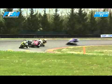 Coupes France Promosport Nogaro – 600 cc