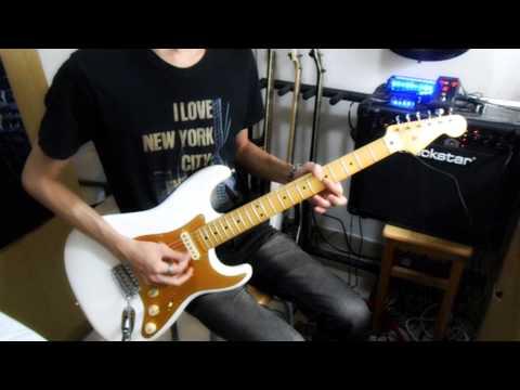 陳奕迅 - 斯德哥爾摩情人 Guitar cover by Moz