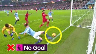 40+ BRILLIANT Goal Line Clearances in Football ● Insane Defensive Saves