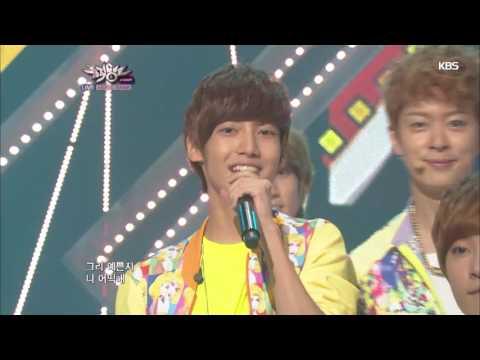 [뮤뱅] 보이프렌드 - Love Style 20120810