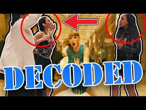 Delicate - Taylor Swift DECODED | Hidden Messages and Easter Eggs