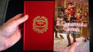 'A Christmas Carol' Deluxe Gift Edition book REVIEW