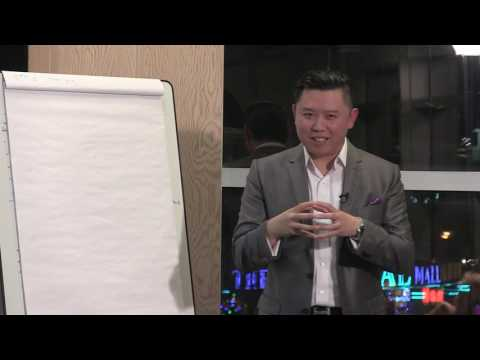 Dominic Bowkett explains networking with millionaires
