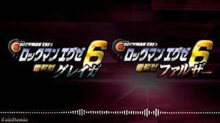 Theme Of Mega Man Battle Network 6 Remix