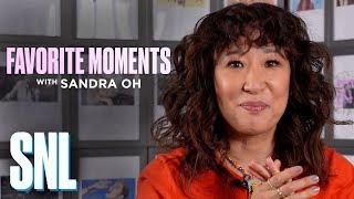 SNL Host Sandra Oh's Favorite Moments