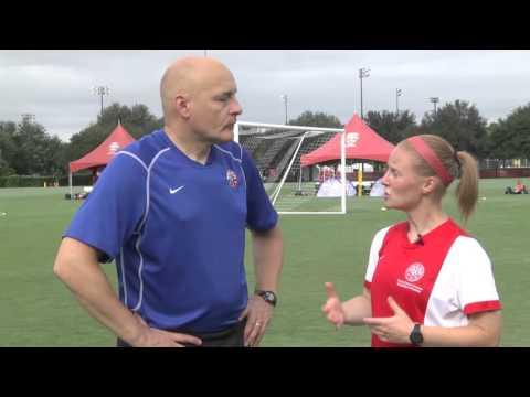 NSCAA/Kwik Goal Training Activity - Counter Strike 3v3