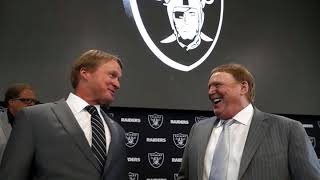 NFL to investigate whether Raiders violated Rooney Rule after owner's comments raised concerns about