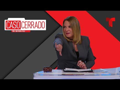 Paliza a esposa infiel 👊👰💔 | Caso Cerrado | Telemundo