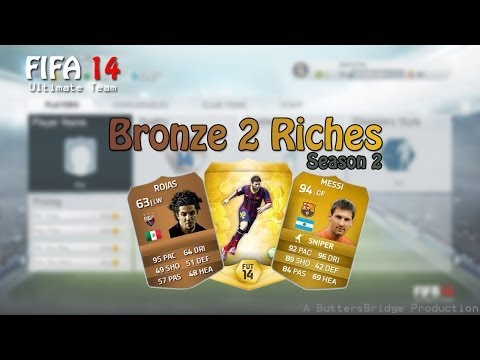 Fifa 14 Ultimate Team || Bronze 2 Riches Season 2 Episode 6
