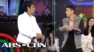 GGV: Vice Ganda, Mario Maurer dance 'Gangnam'