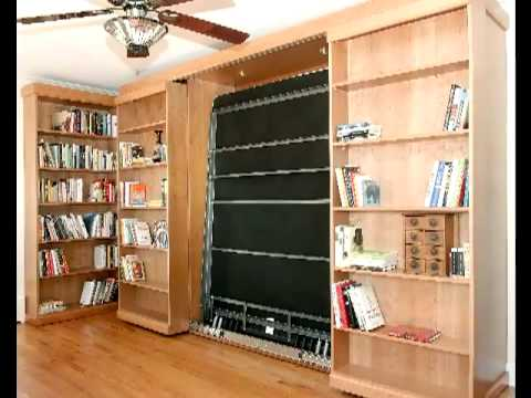 Smart Spaces Library Bed Youtube