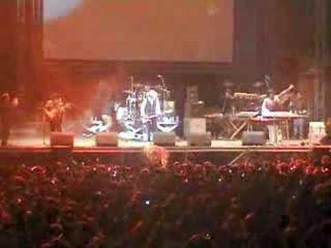 Bronco en concierto en Madrid  3ª parte 17/11/2007